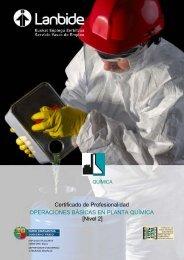 CP QUIE0108 Oper básicas planta química - Lanbide