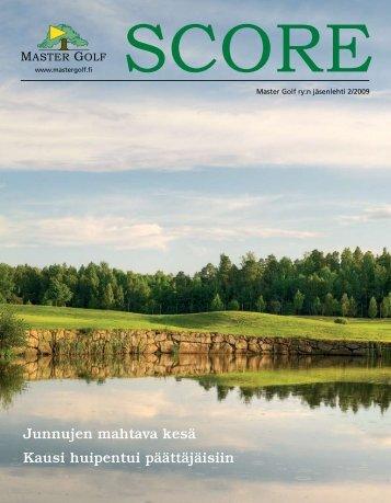 Score 2/2009
