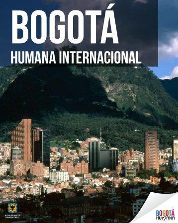 Documento Bogotá Relaciones Internacionales - CERI