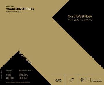 NorthWestNow Brochure - PDF - IDA Ireland