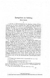 Sperrgebiete im Seekrieg - Zeitschrift für ausländisches öffentliches ...