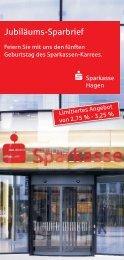Download Flyer - Sparkasse Hagen