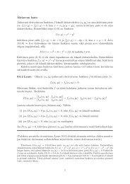 ¨Aäriarvon laatu Jatkuvasti derivoituvan funktion f lokaali ... - Koppa