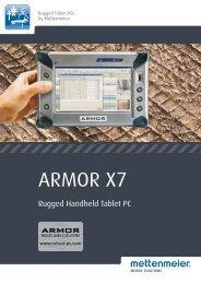 Data sheet - ARMOR X7(PDF) - Robust-pc.de