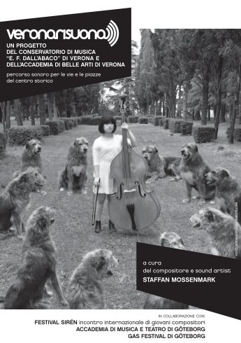 ALLEGATO - Conservatorio di Verona