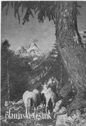 Avgust - Planinski Vestnik
