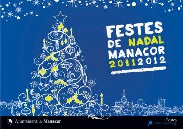Clicau aquí per descarregar el programa de festes - Ajuntament de ...