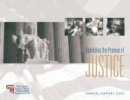 2003 NLADA Annual Report - National Legal Aid & Defender ...