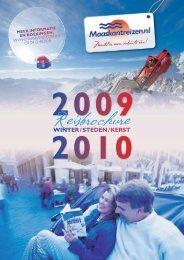 2009 2010 - Maaskant Reizen