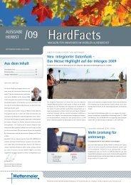 HardFacts 4, Ausgabe Herbst 2009 - Robust-pc.de