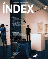 Editorial Bartomeu Marí Where is Índex Headed? 6 Zoom ... - Macba