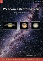 Webcam astrofotografie - Werkgroep Maan en Planeten