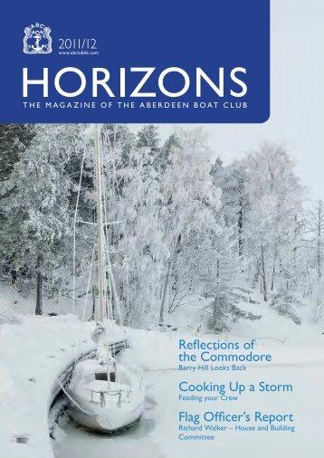 Dec 2011 Issue - the Aberdeen Boat Club