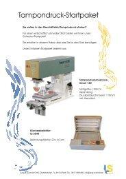Startpaket 1-farbig - Lang & Schmidt OHG