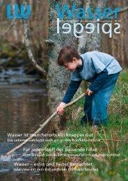 Wasser - LW Zweckverband Landeswasserversorgung