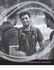 UC Davis 2012-2014 General Catalog | Undergraduate Admissions