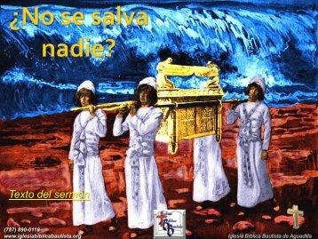 Material Visual - Iglesia Biblica Bautista de Aguadilla, Puerto Rico