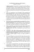 the department of orang asli affairs, malaysia - Asian Indigenous ... - Page 7