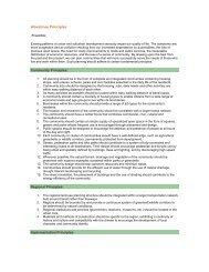Ahwahnee Principles Community Principles: Regional ... - Tom Butt