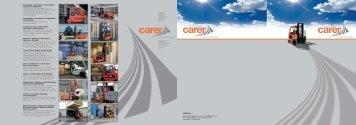 Carrelli elevatori elettronici da 0.8 T a 25 T Electronic ... - Mabo-Lifting