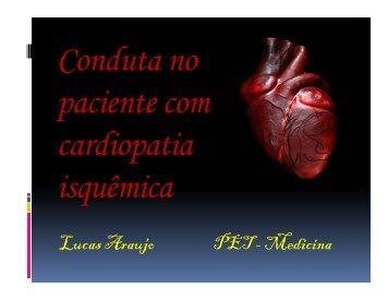 Lucas Araujo PET - Medicina