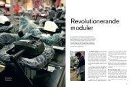 Revolutionerande moduler - Bosch Rexroth