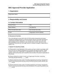 PDF 106k - Building Operator Certification