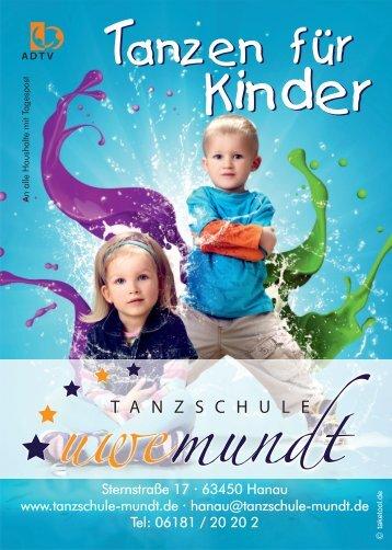 Kinder Kinder - Tanzschule Frank