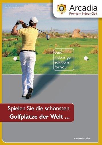 Arcadia Golf