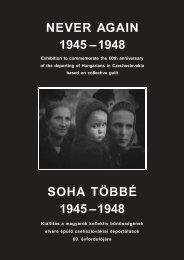 a kiállítás kísérője (pdf) - Nógrád Megyei Levéltár