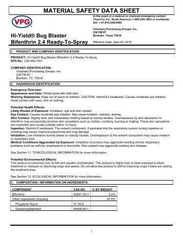 Label 32295 Bug Blaster 24 Bifenthrin Approve 3 7 13 Fertilome