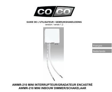AWMR-210 - Coco technology