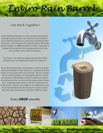 Enviro Rain Barrel Flyer Draft 4 - Green Oak Township