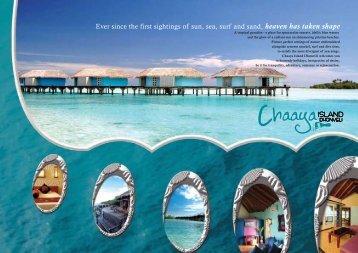 Fact Sheets - Chaaya Hotels & Resorts