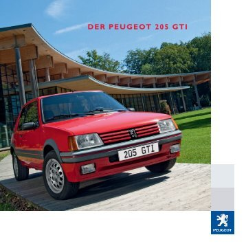 DER PEUGEOT 205 GTI