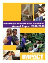 Annual Report 2008-2009 - UNI Foundation