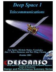 Article 2 Deep Space 1 Telecommunications - DESCANSO - NASA
