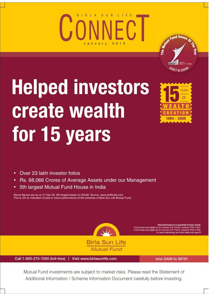 birla sunlife mutual fund Birla sun life frontline equity fund g birla sun life frontline equity fund growth has been designed by the fund managers of birla sun life mutual fund with an.