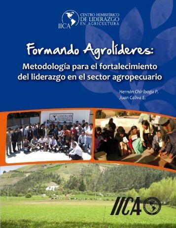 PDF (E - Instituto Interamericano de Cooperación para la Agricultura