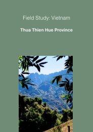 Field study: Vietnam - IUCN