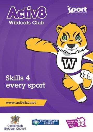 Skills 4 every sport - Castlereagh Borough Council