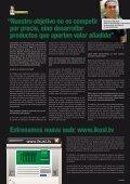 """""""Nuestro objetivo no es competir por precio, sino ... - IKUSI Multimedia - Page 4"""