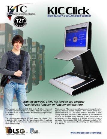 Click™ Brochure - Image Access Inc.