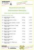 Damwild aus der deutschen Toscana vom Nahe-Haus Damwildhof ... - Seite 2