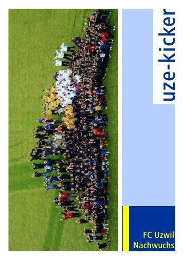 UZE Kicker 06/11 - FC Uzwil