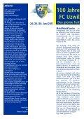UZE Kicker 06/11 - FC Uzwil - Seite 2