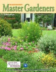 Perennials - Aggie Horticulture - Texas A&M University