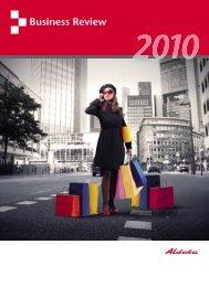 Business Review - Aldata