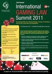 International Summit 2011 - C5
