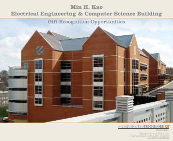 Min H. Kao Electrical Engineering & Computer Science Building